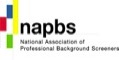 NAPBS  FCRA Certified through NAPBS